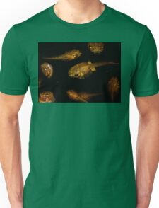 Tropical Tadpole Gathering Unisex T-Shirt