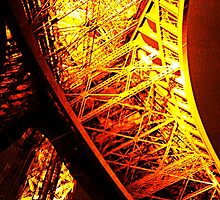 Eiffel Tower Paris by thornerfhammer