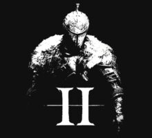 Dark Souls 2 T-Shirt by CalmSubtlety