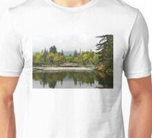 Wild Park Cascade - Autumn Arriving Softly Unisex T-Shirt