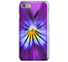 Pansy 403 iPhone Case/Skin