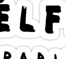CELFIE-PARIS Sticker