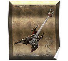 Spirit Death Metal Poster