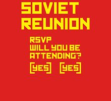 Soviet Re-Union Unisex T-Shirt
