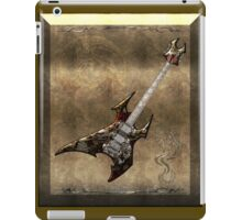 Spirit Death Metal iPad Case/Skin