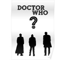 Doctor Who? Poster