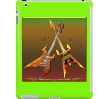 Dream Heavy and Death Metal Guitars iPad Case/Skin