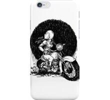 Women Who Ride- We like Dirt and We got Titties iPhone Case/Skin