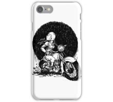 Women Who Ride- We like Dirt and We got Titties iPhone Case/Skin