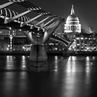 Bridge to the Past, London by Cherrybom