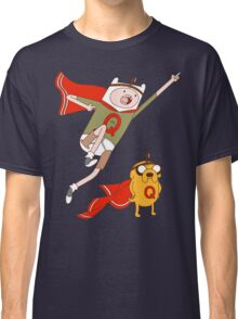 Adventures With Quailman - As Seen on Ript! Classic T-Shirt