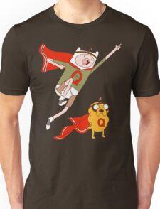 Adventures With Quailman - As Seen on Ript! Unisex T-Shirt