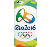 Rio 2016 iPhone Case/Skin