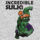 Incredible Sulk by Bradsite