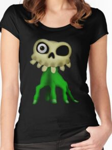 MediEvil Playstation 1 Women's Fitted Scoop T-Shirt