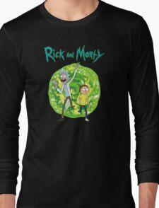 Rick and Morty season 1 Long Sleeve T-Shirt