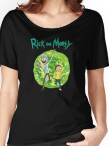 Rick and Morty season 1 Women's Relaxed Fit T-Shirt