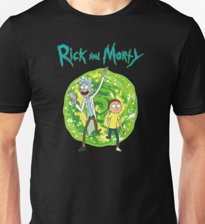 Rick and Morty season 1 Unisex T-Shirt