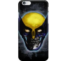 Vigilantism is Dead #3 iPhone Case/Skin