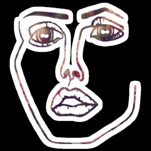 Как сделать disclosure face