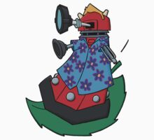 Dalek on the wind Kids Clothes