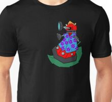 Dalek on the wind Unisex T-Shirt