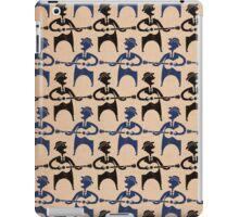 Blues Men iPad Case/Skin