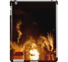 On Fire iPad Case/Skin
