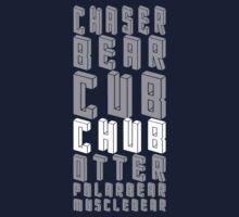 Chub (Chaser Bear Cub Chub Otter Polarbear Musclebear) by theattic