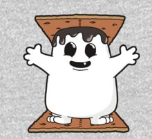 Adipose Smores! One Piece - Long Sleeve