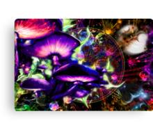 Symbio Canvas Print