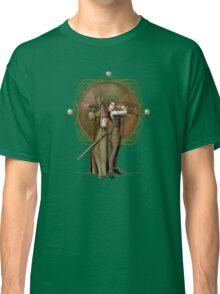 Madama Vastra and Jenny Flint Classic T-Shirt