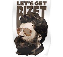 Let's get Bizet Poster