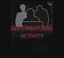 Supernatural activity by van-helsa124