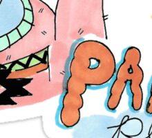 PPG monster Sticker