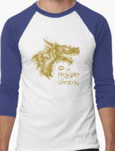 Golden & Magnificent Men's Baseball ¾ T-Shirt