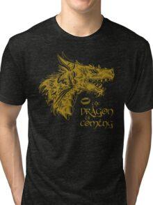 Golden & Magnificent Tri-blend T-Shirt