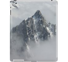 Cloudy Peaks, AK iPad Case/Skin