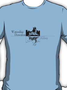 Watership Downton Abbey T-Shirt