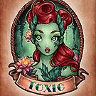 TOXIC Pinup by Tim  Shumate