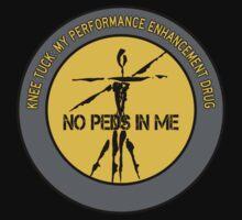 Knee Tuck - My Performance Enhancement Drug One Piece - Long Sleeve
