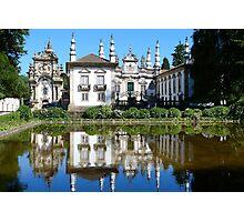 Mateus Palace, Portugal Photographic Print