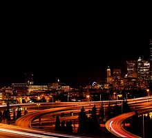 All roads leads to Seattle by Prachiverma