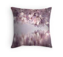 Pink pink pink Throw Pillow