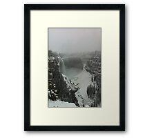 Helmcken Falls Framed Print