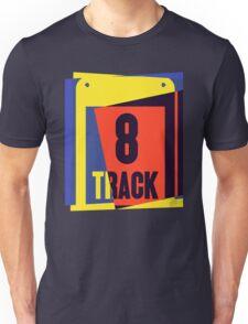 Pop Art 8 Track Tape Unisex T-Shirt