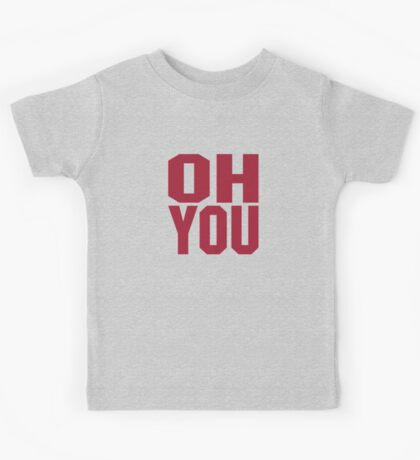 Oklahoma Sooner Shirt Kids Tee