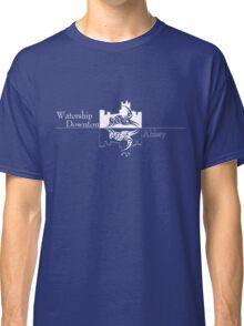 Watership Downton Abbey Dark Classic T-Shirt