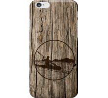 kayaking iPhone Case/Skin