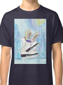 Glacier Skating Fairy Classic T-Shirt